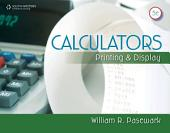 Calculators: Printing and Display: Edition 5