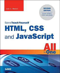 HTML  CSS and JavaScript All in One  Sams Teach Yourself PDF
