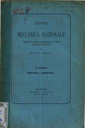 Lezioni di meccanica razionale: 3: Idrostatica ed idrodinamica