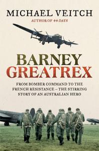 Barney Greatrex Book