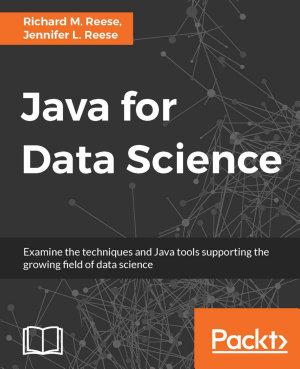 Java for Data Science PDF