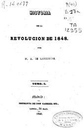 Historia de la Revolución de 1848: Volúmenes 1-3