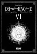 Death Note  Black edition 6 PDF