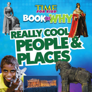 Really Cool People and Places PDF