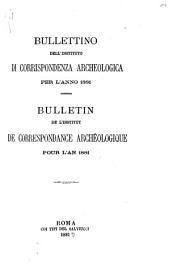 Bullettino dell'Instituto di Corrispondenza Archeologica