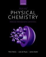 Atkins  Physical Chemistry 11e PDF