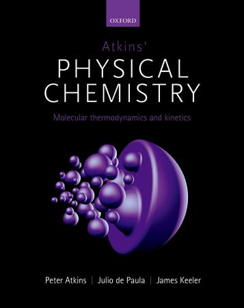 Atkins  Physical Chemistry 11e PDF