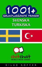 1001+ grundläggande fraser svenska - turkiska
