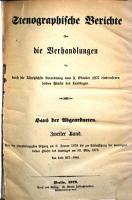 Stenographische Berichte   ber die Verhandlungen des Preu  ischen Hauses der Abgeordneten PDF