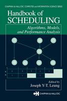 Handbook of Scheduling PDF