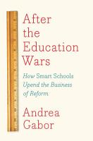 After the Education Wars PDF