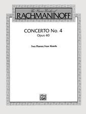 Concerto No. 4, Op. 40