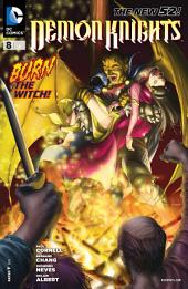 Demon Knights (2011-) #8