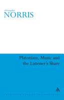 Platonism  Music and the Listener s Share PDF
