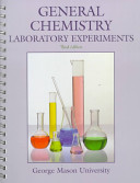General Chemistry Laboratory Experiments Book PDF