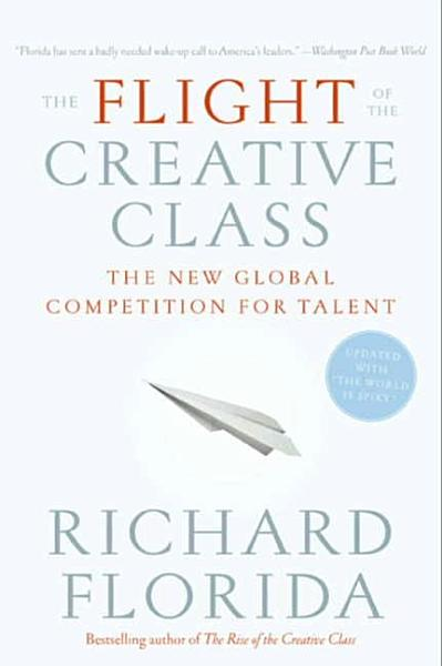 Download The Flight of the Creative Class Book