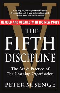 The Fifth Discipline  The Art and Practice of the Learning Organization Book