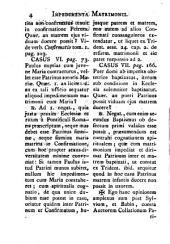 Casus conscientiae Benedicti XIV ...