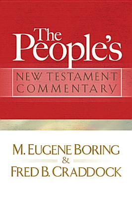 The People s New Testament Commentary PDF