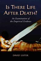 Is There Life After Death  PDF