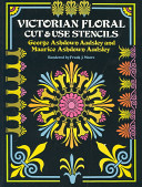 Victorian Floral Cut and Use Stencils