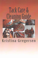 Tack Care   Cleaning Guide