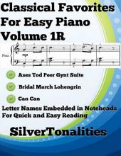 Classical Favorites for Easy Piano Volume 1 R
