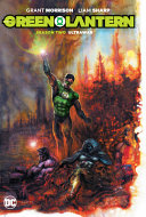The Green Lantern Season Two Vol  2  Ultrawar