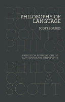 Philosophy of Language PDF