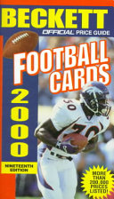 The Official Price Guide to Football Cards 2000