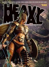 Heavy Metal Magazine #268