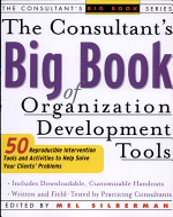 The Consultant s Big Book of Orgainization Development Tools PDF
