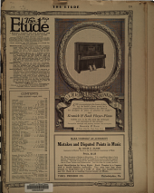 Etude: Volume 31, Issue 4