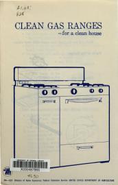 Clean Gas Ranges For A Clean House