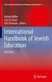 International Handbook of Jewish Education