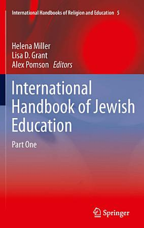 International Handbook of Jewish Education PDF