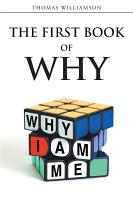 The First Book of Why   Why I Am Me  PDF