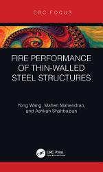 Fire Performance of Thin Walled Steel Structures PDF