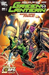 Green Lantern (2005-) #25