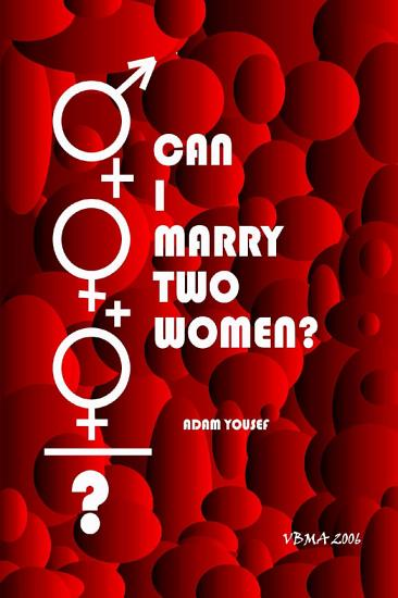 Can I Marry Two Women  PDF