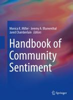 Handbook of Community Sentiment PDF