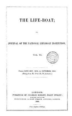 The Life Boat  or Journal of the National Life Boat Institution PDF