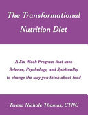 The Transformational Nutrition Diet