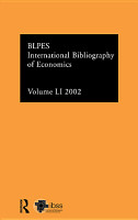 International Bibliography of Economics PDF