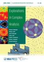 Explorations in Complex Analysis PDF
