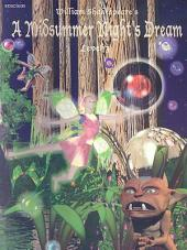 A Midsummer Night's Dream: Easy Reading Shakespeare Series