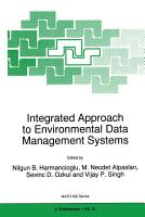 Integrated Approach to Environmental Data Management Systems PDF