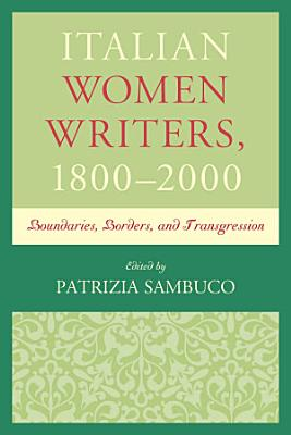 Italian Women Writers  1800   2000 PDF
