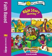 The Beginner's Bible Bible Story Favorites