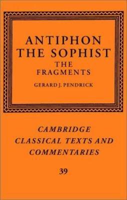 Antiphon the Sophist PDF